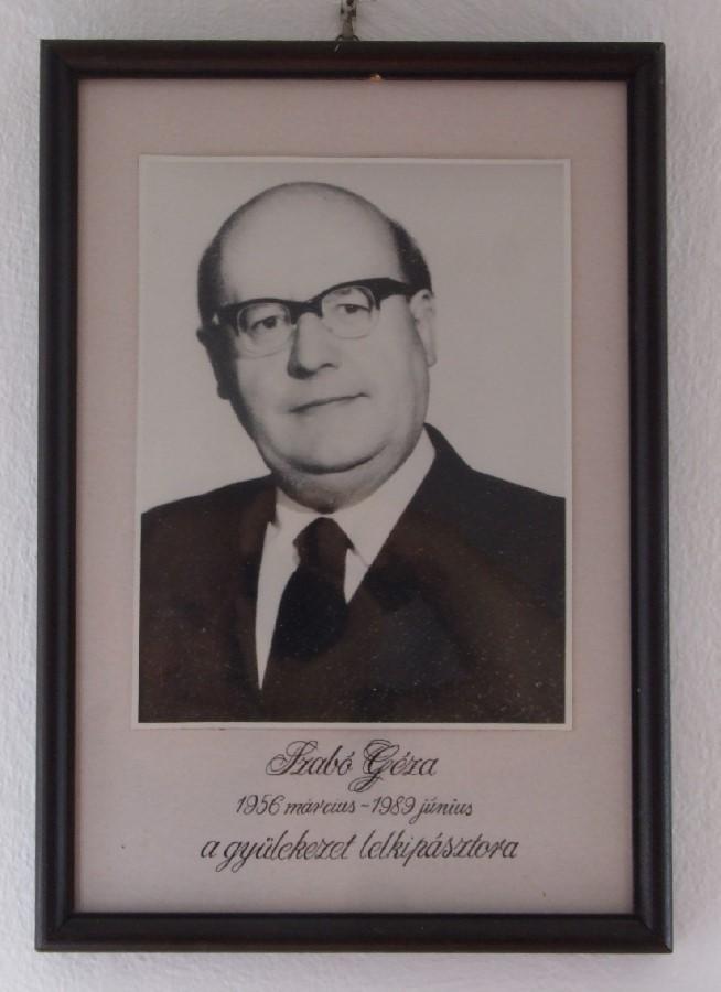 Szabó Géza