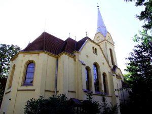 Bibliaóra @ Békéscsabai református templom